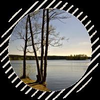 Seenlandschhaft